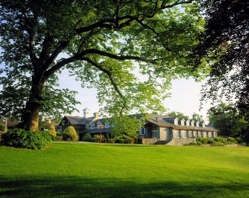 Clubhouse sur le parcours de Mount Juliet
