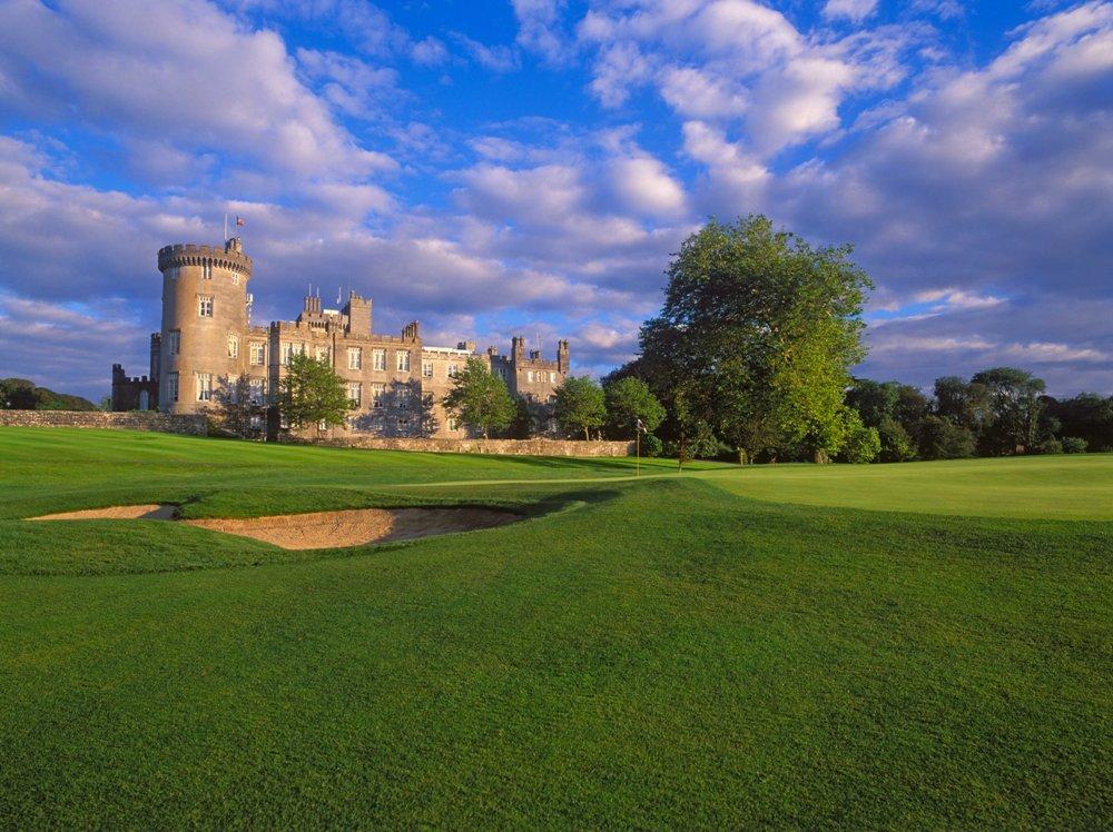 Chateau sur le parcours de Dromoland Castle