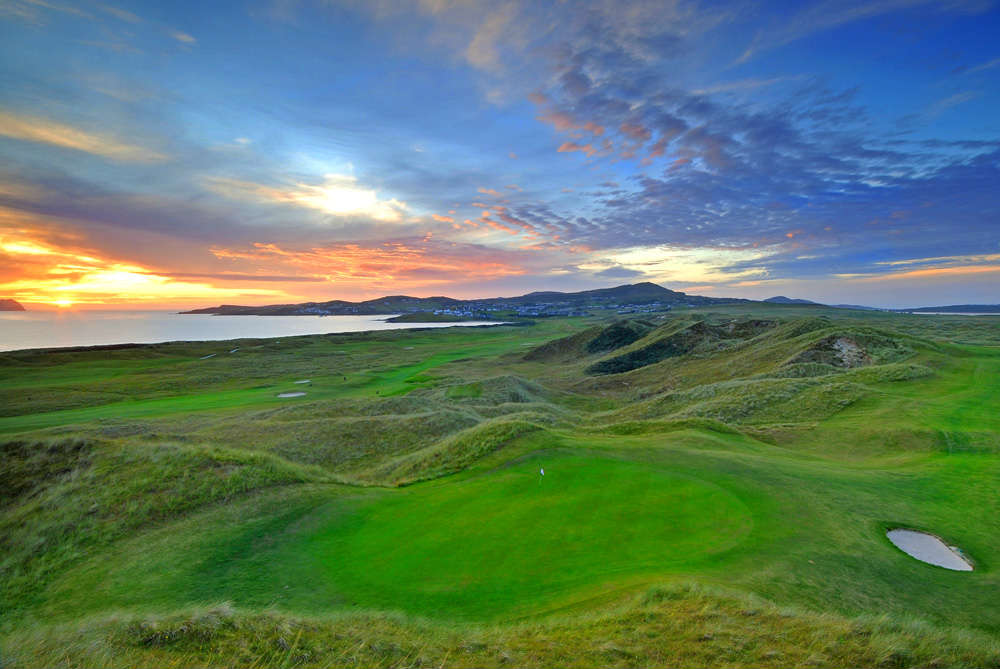 Golf de Rosapenna Sandy Hills en Irlande