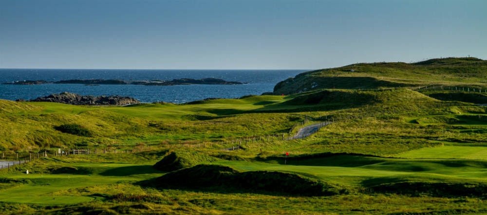 Parcours de golf du Connemara