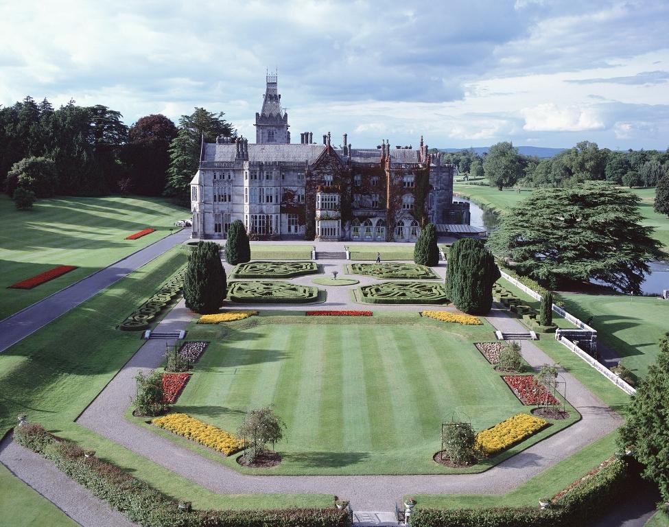 Chateau sur le parcours de Adare Manor