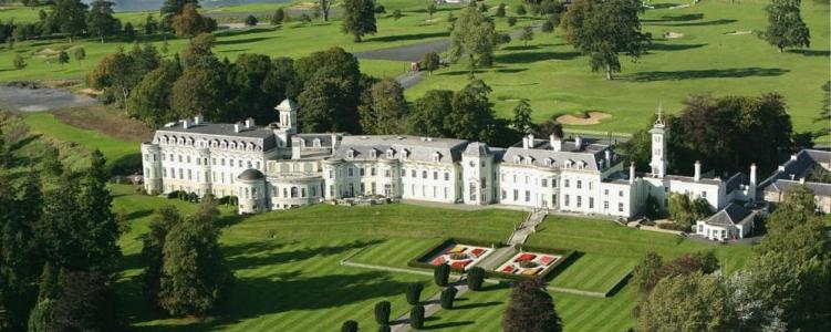 Hôtel du K Club pour le golf en Irlande