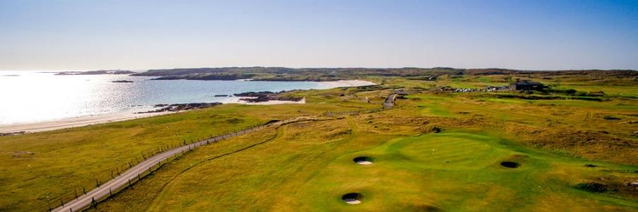 Mer proche du parcours de golf du Connemara