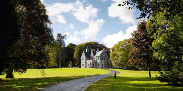Hôtel Mount Falcon pour le golf en Irlande