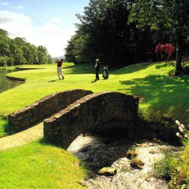 Stages de golf avec un Pro en Irlande