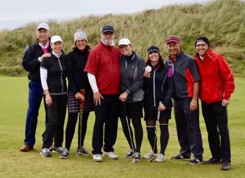 Voyage de golf en Irlande