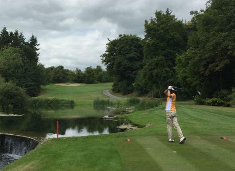 Circuit de golf en Irlande