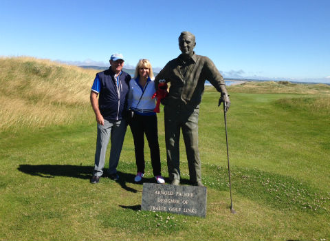 Séjour de golf en Irlande avec le Kerry et Dublin